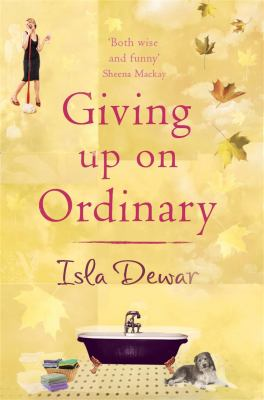 Cover image for Giving up on Ordinary