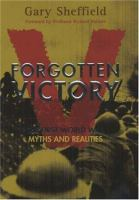 Forgotton Victory