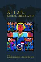 Atlas of Global Christianity 1910-2010