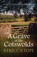 Grave in the Cotswolds
