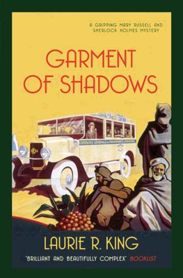 Garment of Shadows cover