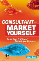 Consultant, Market Yourself