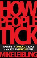 How People Tick
