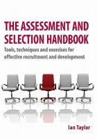 The Assessment and Selection Handbook