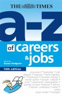 The Times A-z of Careers & Jobs