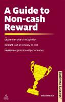 A Guide to Non-cash Reward