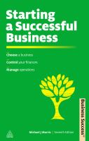 Starting A Successful Business