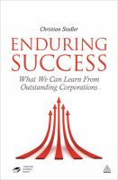 Enduring Success