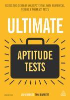 Ultimate Aptitude Tests
