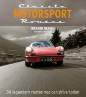 Classic Motorsport Routes