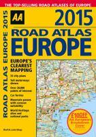 Road Atlas Europe 2015