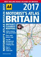 AA Motorist's Atlas Britain