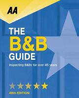 The B&B Guide