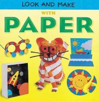 Look And Make With Paper