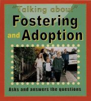 Talking About Fostering and Adoption