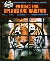 Protecting Species and Habitats