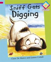 Sniff Gets Digging