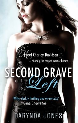 Cover image for Second Grave on the Left