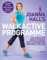 Joanna Hall's Walkactive Programme