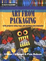 Art From Packaging