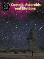Comets, Asteroids and Meteors