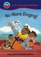 No More Singing!