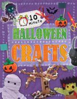 10 Minute Halloween Crafts