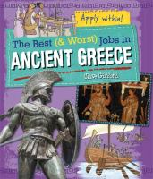 The Best (& Worst) Jobs in Ancient Greece