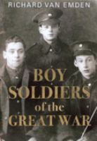 The Boy Soldiers of the Great War