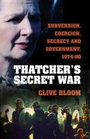 Thatcher's Secret War
