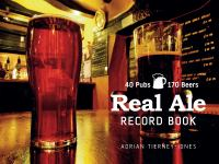 Real Ale Record Book