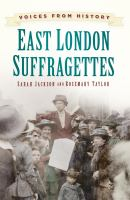 East London Suffragettes