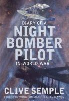 Diary of A Night Bomber Pilot in World War I