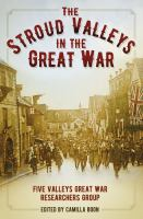Stroud Valleys in the Great War