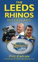 Leeds Rhinos Miscellany