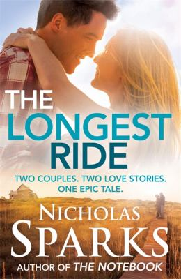 The Longest Ride cover