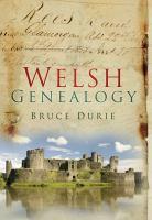 Welsh Genealogy