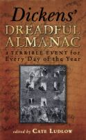 Dickens' Dreadful Almanac