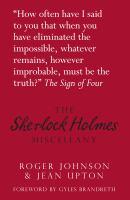 Sherlock Holmes Miscellany