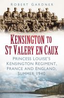 Kensington to St Valery En Caux
