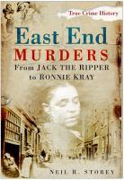 East End Murders