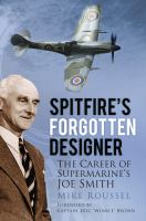 Spitfire's Forgotten Designer