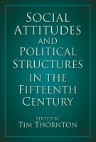Social Attitudes and Political Structures