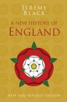 New History of England