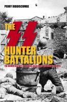 SS Hunter Battalions