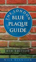 London Blue Plaque Guide