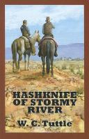 Hashknife of Stormy River