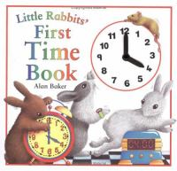 Little Rabbit's First Time Book
