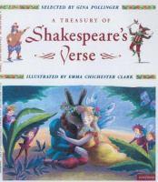 A Treasury of Shakespeare's Verse