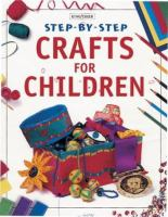 Step-by-step Crafts for Children